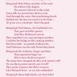 Love-In-Search, peter, paul and mary, bob dylan, simon & garfunkel, sidney lanier, the symphony, love in search, poetry, poem