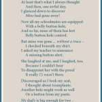 Navel-History, belly button, light verse, poetry. poem