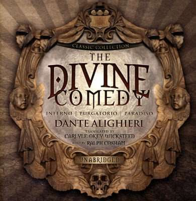 Dante-The-Divine-Comedy-Inferno-Purgatory-Paradise-Carlyle-Okey-Wicksteed-unabridged-Blackstone-Audio
