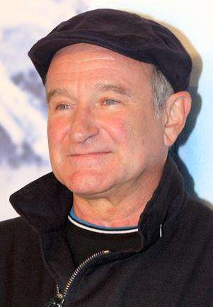 """Robin Williams 2011a (2)"" by Eva Rinaldi → Flickr: Robin Williams - →This file has been extracted from another image: File:Robin Williams 2011a.jpg.. Licensed under Creative Commons Attribution-Share Alike 2.0 via Wikimedia Commons - http://commons.wikimedia.org/wiki/File:Robin_Williams_2011a_(2).jpg#mediaviewer/File:Robin_Williams_2011a_(2).jpg"