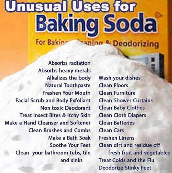 uses-of-baking-soda