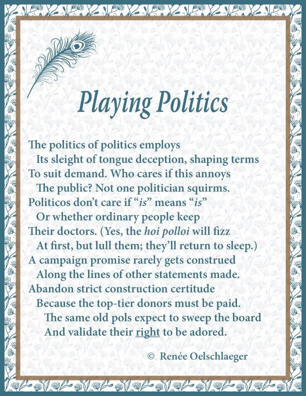 Playing-Politics