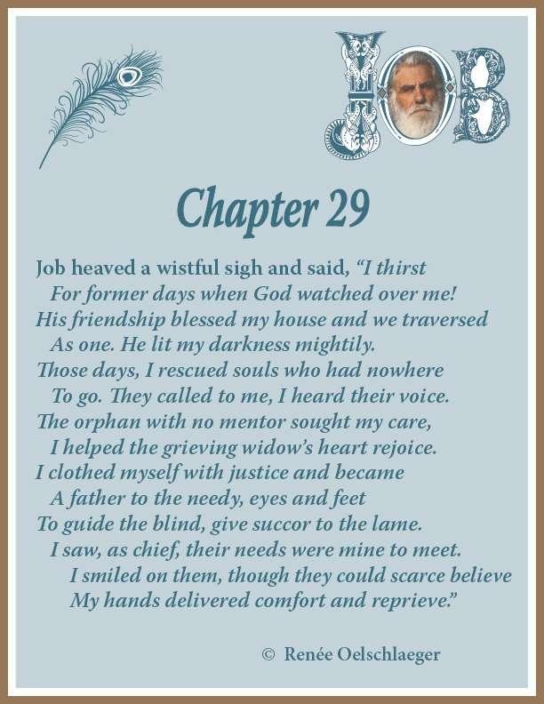 Job-Chapter-29