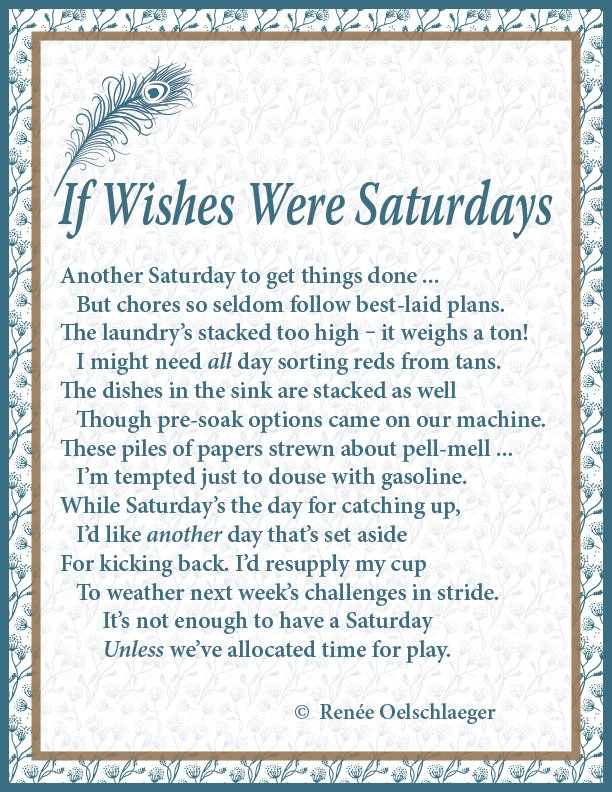 If-Wishes-Were-Saturdays