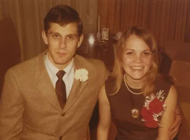 Wedding Rehearsal Dinner 1969